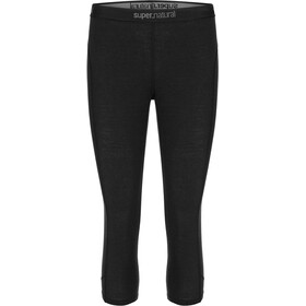 super.natural Base 175 3/4 Hose Damen jet black